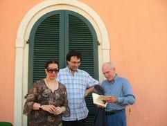 2006 con Breschi e Roberto