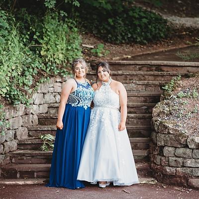 Morgan's Prom