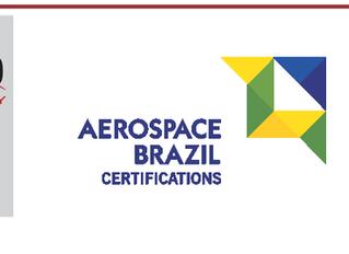 Aerospace Brazil Certifications Convida para a LAAD 2017
