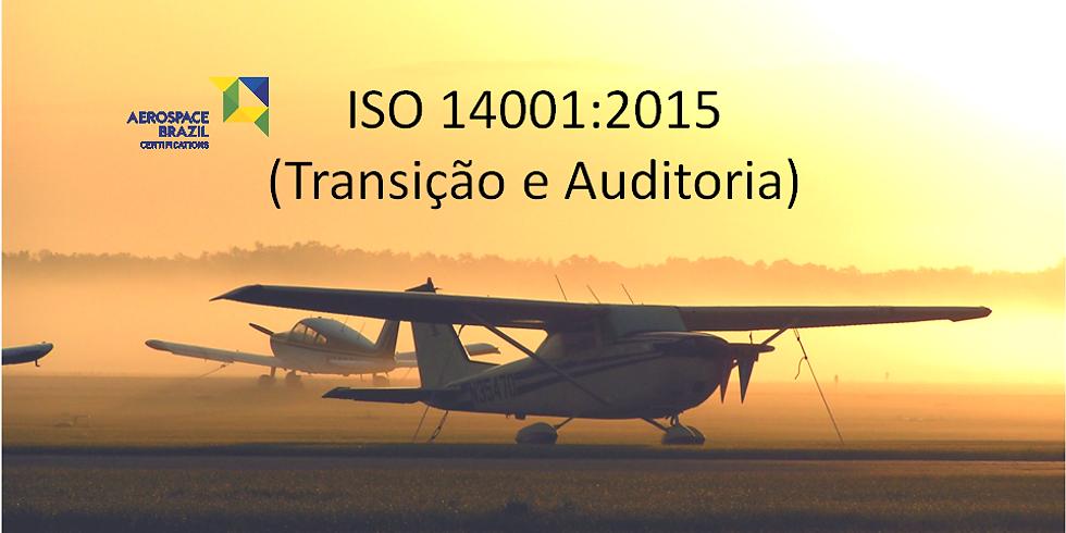 ISO 14001:2015 - Formação de Auditor Interno