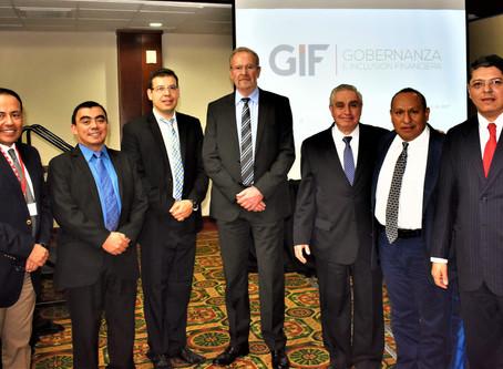 Programa de Gobernanza e Inclusión Financiera en Guatemala y El Salvador