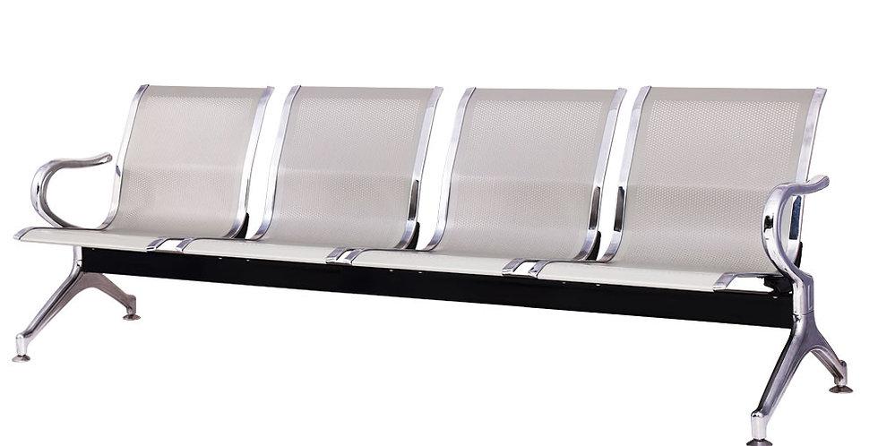 เก้าอี้แถว 4 ที่นั่ง  รุ่น หลักสี่/LAKSI