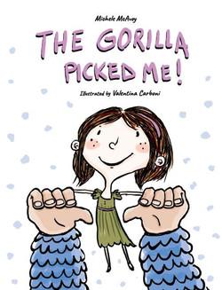 THE GORILLA PICKED ME!