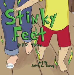 StinkyFeetCover