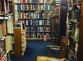 Dawn Treader Book Shop: A Journey In A Store