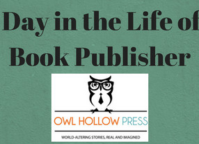 A Day in the Life of a Book Publisher