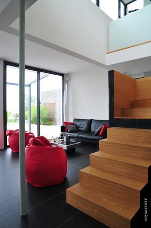 Aménagement complet | d'une villa