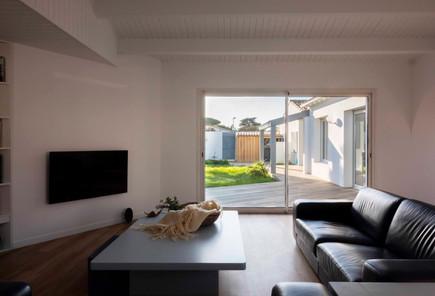 Rénovation | d'une villa en bord de mer