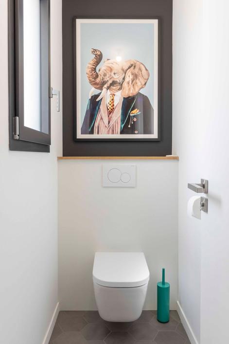Espace toilette | rangement