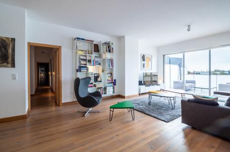 Décoration d'un appartement