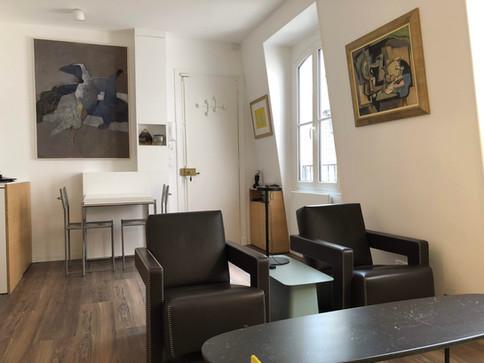 Rénovation d'un studio   Paris
