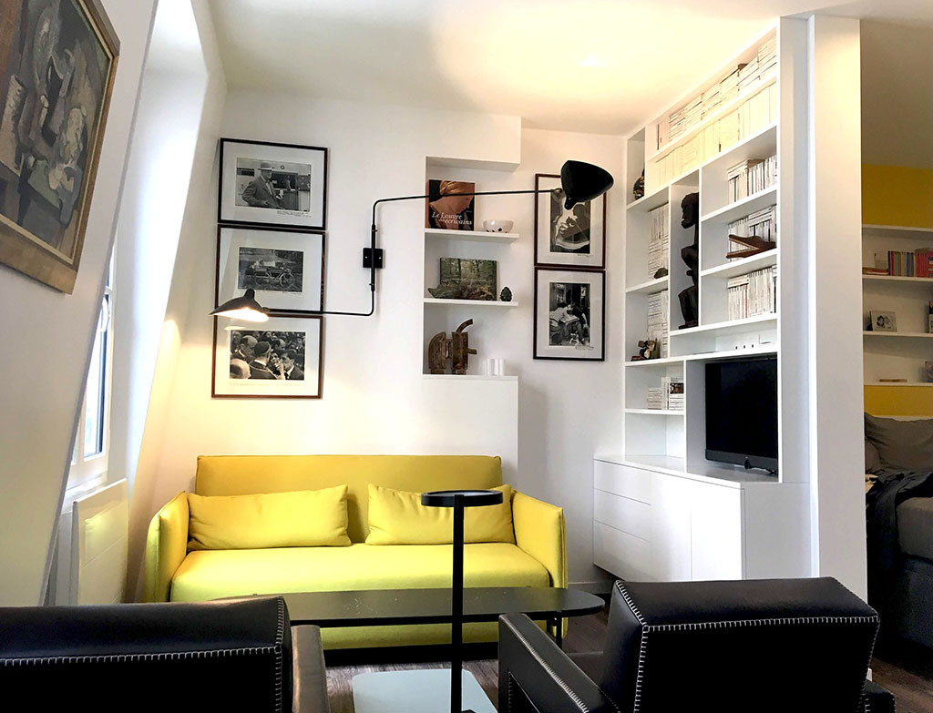 Optimisation d'un studio | Paris