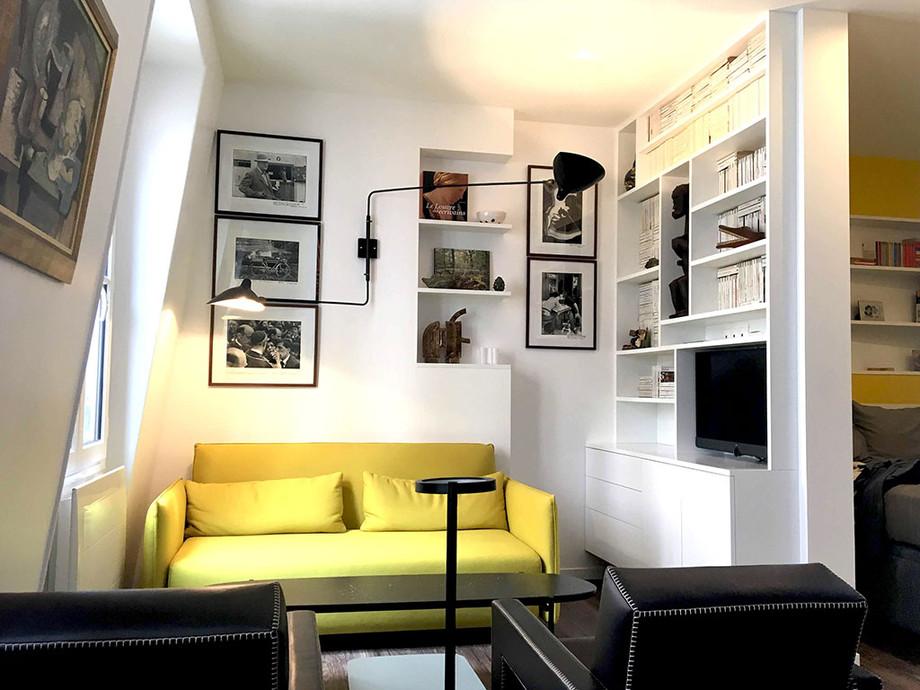 Optimisation d'un studio | Paris