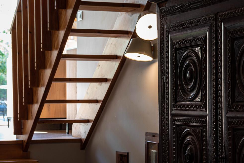 Rénovation | d'une maison d'architecte