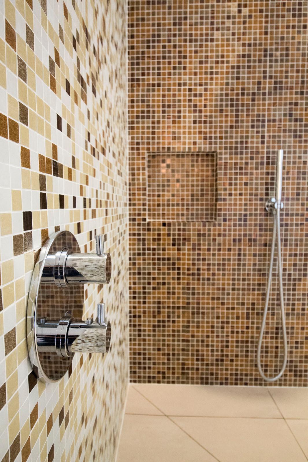 Octant AID | Salle d\'eau mosaïque