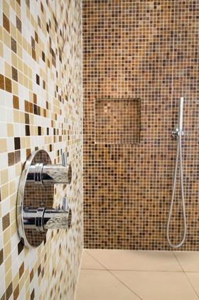 Salle d\'eau mosaïque | Octant AID