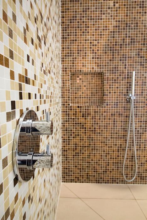 Salle d'eau | mosaïque