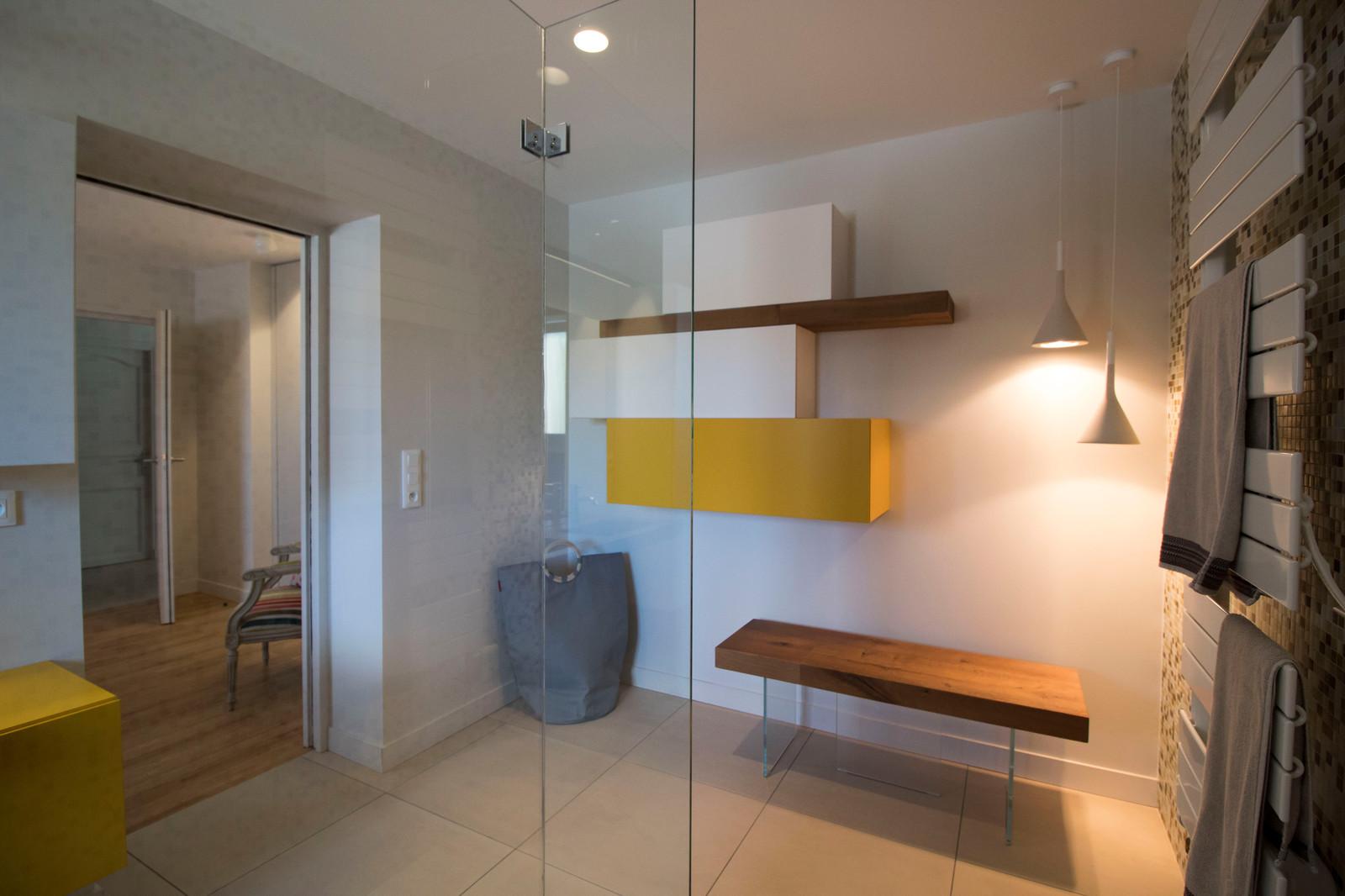 Octant Deco Archi | Salle d\'eau mosaïque