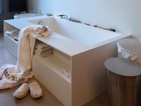 Salle de bain | blanche