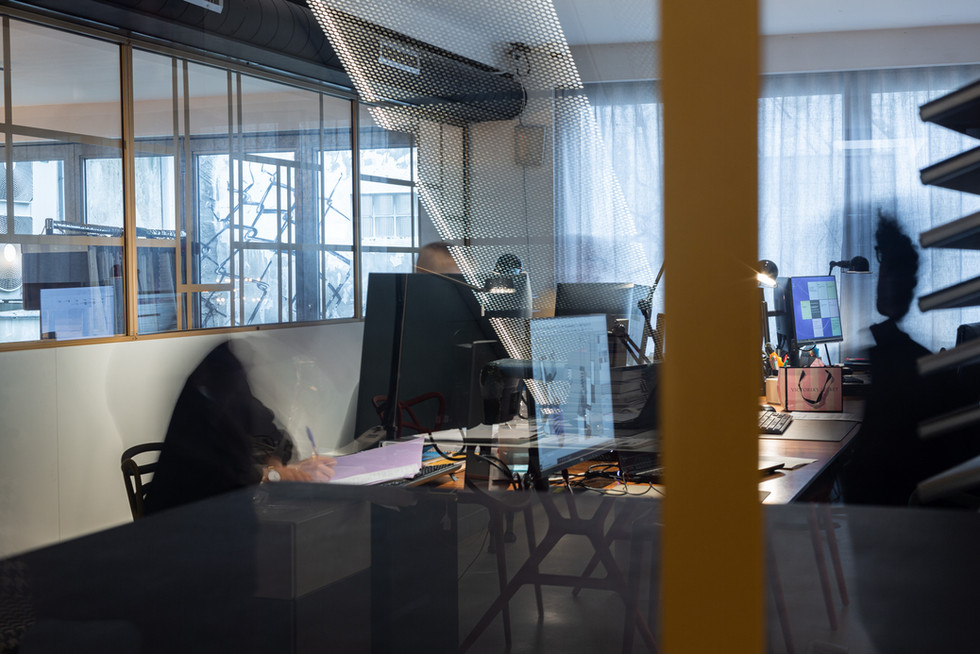 Bureau d'étude Octant Design | La Rochelle