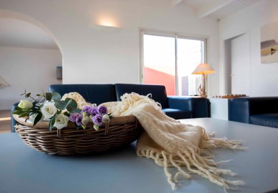 Rénovation   d'une villa en bord de mer