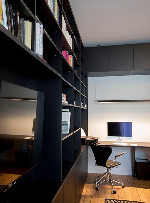 Aménagement intérieur d'un Maison de ville | La Rochelle