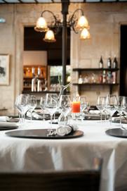 Rénovation et décoration | restaurant Les 4 Sergents