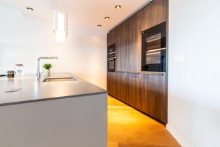 CuisineDécoration d'un appartement pour la vente