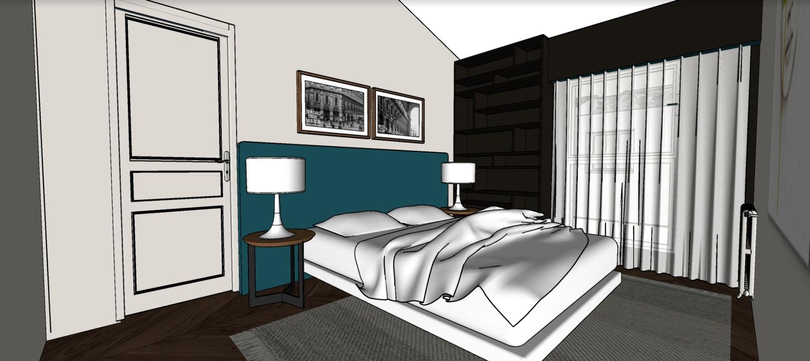 architecte d 39 int rieur la rochelle octant. Black Bedroom Furniture Sets. Home Design Ideas