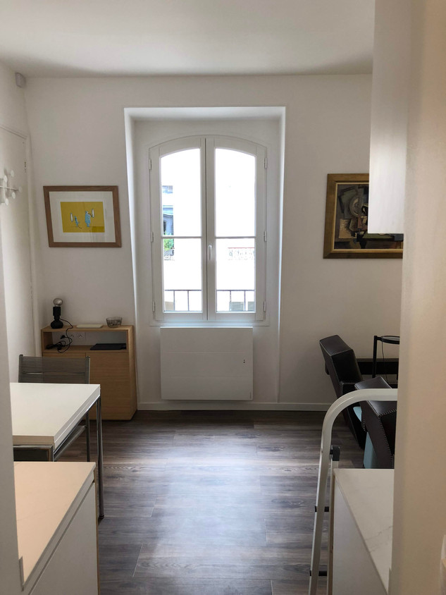 Rénovation d'un studio | Paris