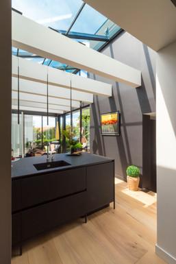 Rénovation   maison d'architecte