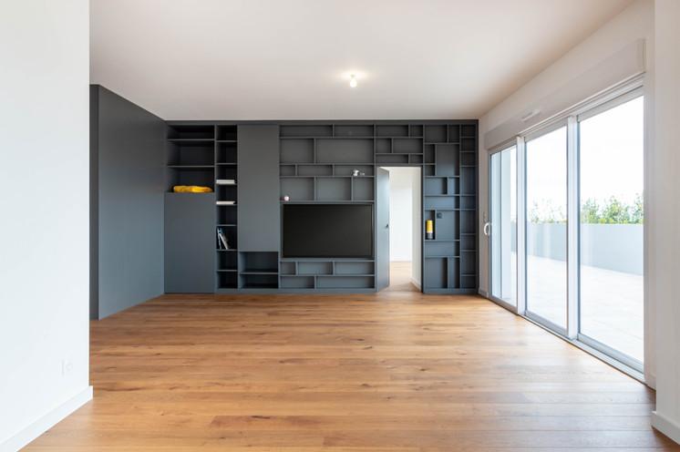 Aménagement | d'un appartement