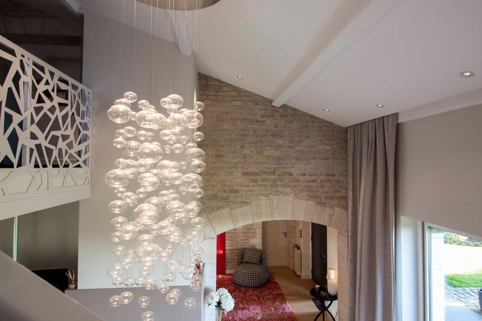 Rénovation et décoration   Villa Lagord
