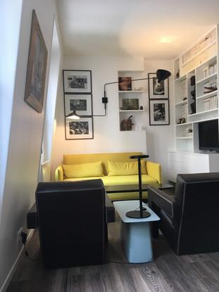 Rénovation d'un studio | Paris