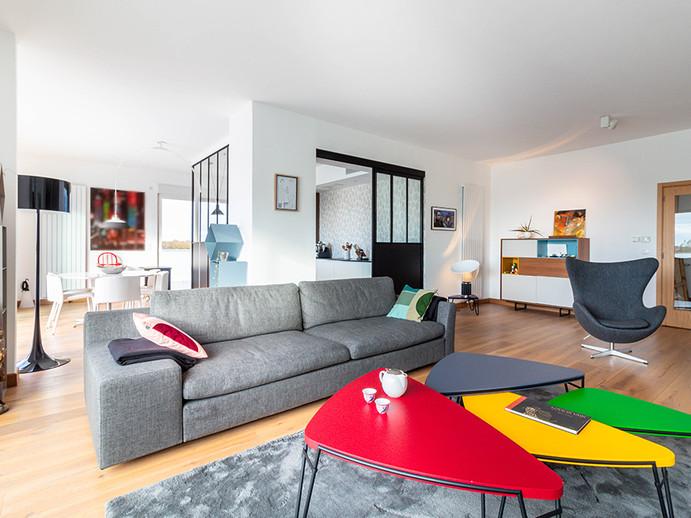 Décoration d'un appartement | La Rochelle