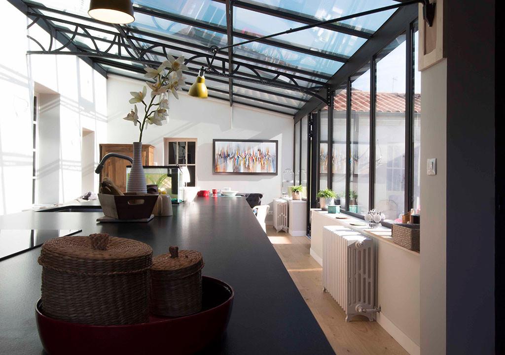 Architecte d 39 int rieur la rochelle octant - Espace cuisine rochefort ...