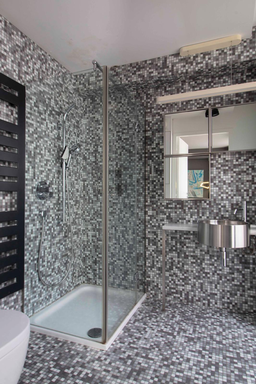 Salle d\'eau | mosaïque