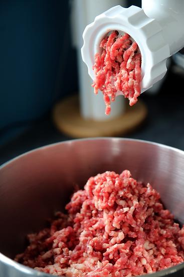 牛絞肉(肥瘦2:8)
