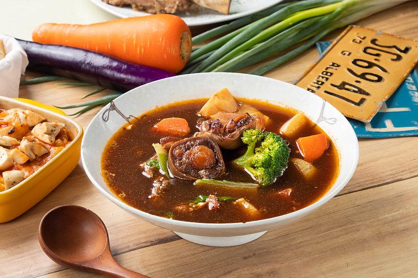 紅燒牛尾湯