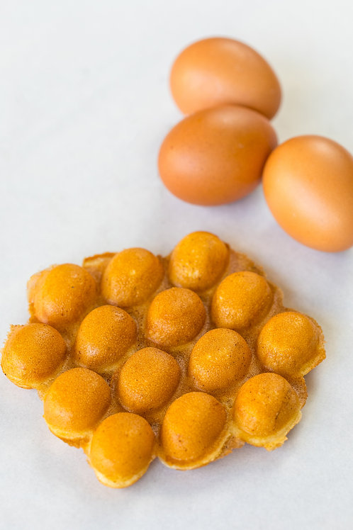 Original Hong Kong Egg Waffle - 2 Pc Pack
