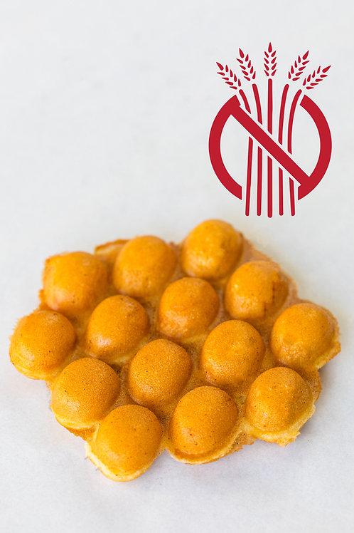 Gluten Free Hong Kong Egg Waffle - 2 Pc Pack