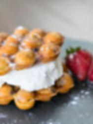 Chocolate Hong Kong Egg Waffle Ice Cream Sandwich, , 香港街食, hongkongstreeteats, Hong Kong Street Eats, Hong Kong Street Eats, hongkongstreeteats, 香港街食, hk street eats