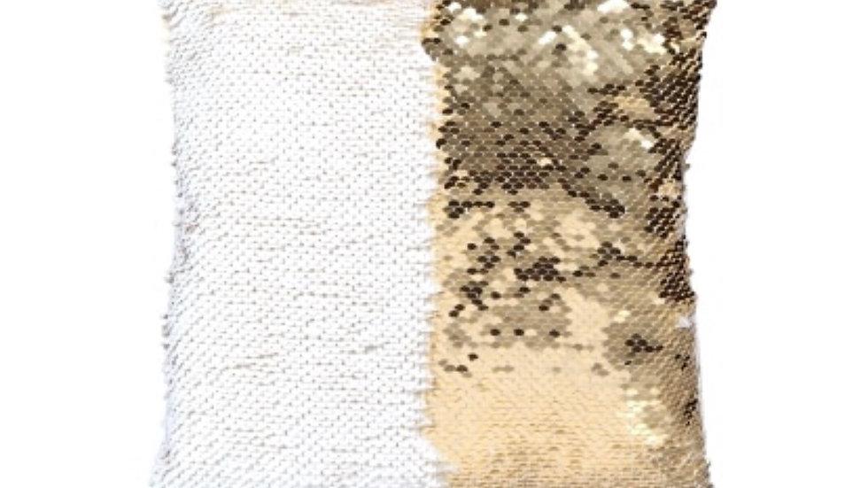 Customizable Sequin Pillow