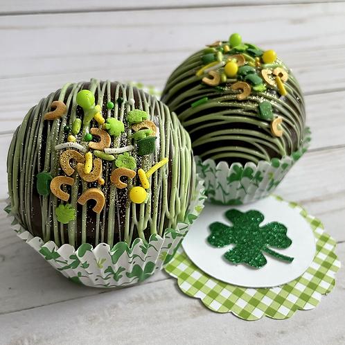 Irish Cream Cocoa Bomb
