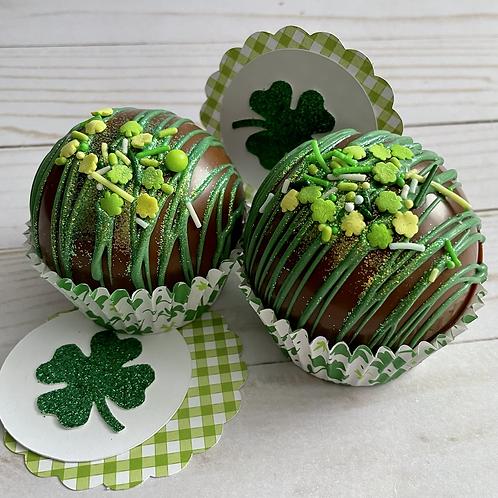 St. Patrick's Day Classic Cocoa Bomb