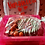 Thumbnail: Personalized box with dipped Oreo and candy (pink bottom)