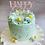 Thumbnail: Robin's Egg Cake