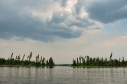 Otter Lake, Churchill River