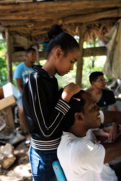 Siblings, Dominican Republic