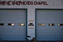 Hot Coffee at the Shepherd's Chapel